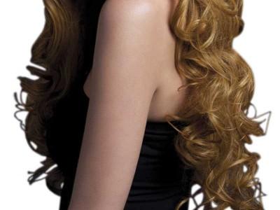 Peruca Fever - Isabelle castanie lunga