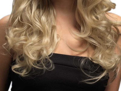 Peruca Fever - Nicole blond inchis