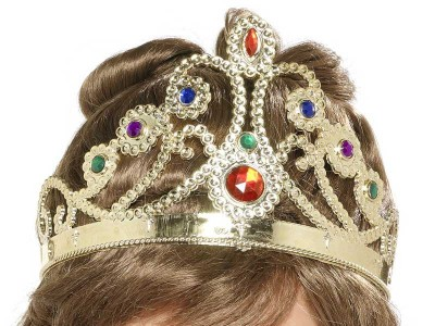 Coroana aurie de regina