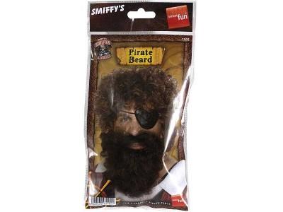 Barba maro de pirat deluxe