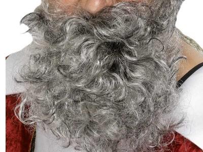 Barba de pirat cenusie