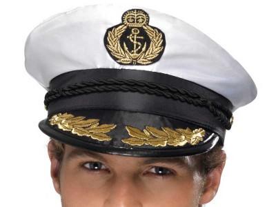 Chipiu de capitan de marina