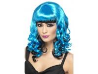 Peruca Witch (Stricken Angel) albastra