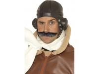 Casca de aviator retro vinilin