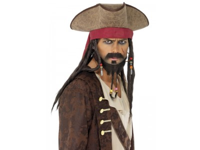 Palaria cu par a lui Jack Sparrow