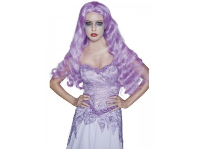 Peruca Gothic Bride roz