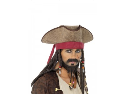 Set barba Jack Sparrow