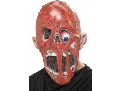 Masca de zombie descarnat