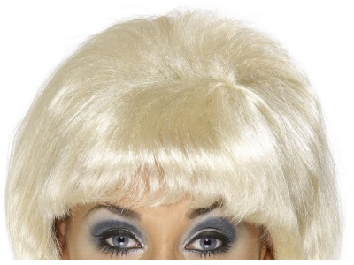 Peruca Lady blonda anii '60