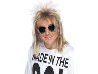 Peruca Celebrity 80's