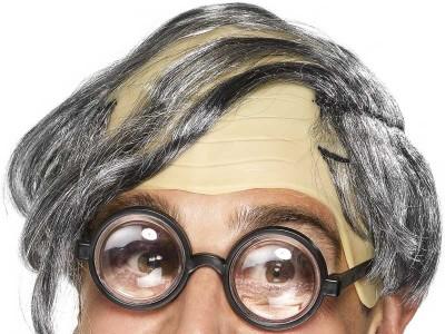 Peruca Profesorul Comb-It