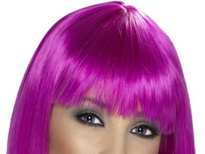 Peruca Blunt violeta