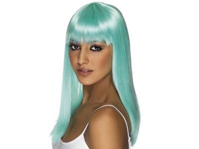 Peruca Glamourama bleu