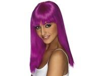 Peruca Glamourama violeta