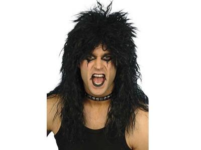 Peruca Hard Rocker neagra