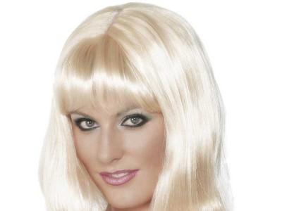 Peruca Mistique blonda