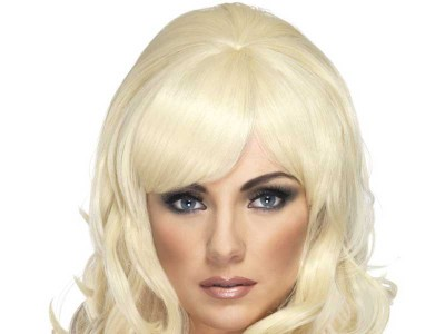 Peruca Pop Starlet blonda