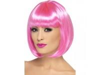 Peruca Partyrama roz