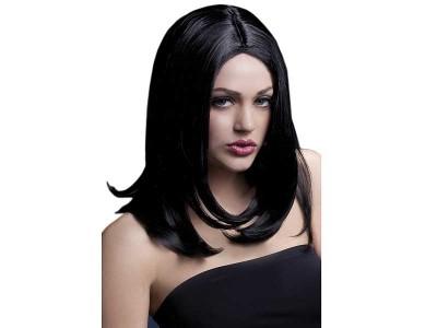 Peruca Fever - Sophia neagra lunga