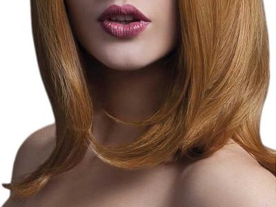 Peruca Fever - Sophia castanie lunga