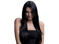 Peruca Fever - Amber neagra lunga