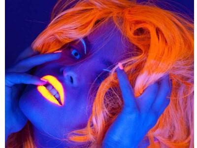 Ruj UV Verde - PaintGlow UK