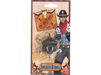 Medalion Sheriff din metal